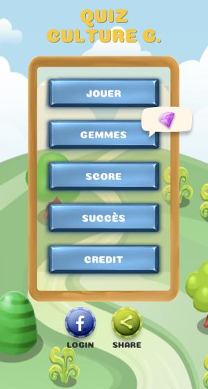 Quiz Culture G screenshot