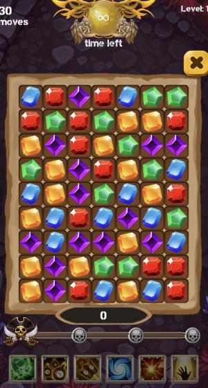 Pirate's Jewels Screenshot 1